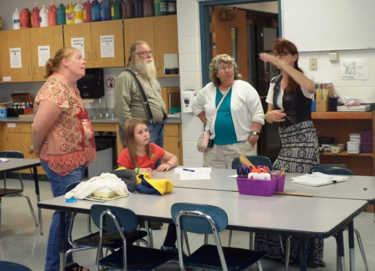 Grappling with New Concepts during a Common Core Math Workshop