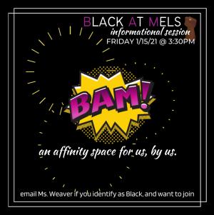 Black At Mels Affinity